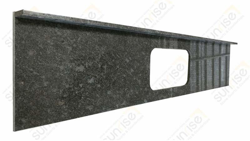 Steel Gray Bar Countertop
