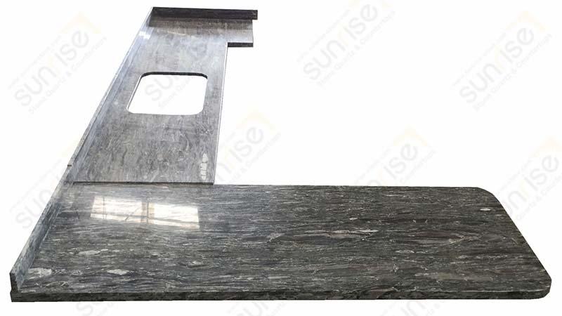 Verde Bamboo Kitchen Countertops