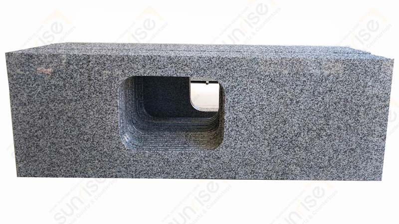 G623 Blanco Pearl Kitchen Counters