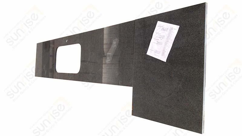 G654 Impala Black Granite Kitchen
