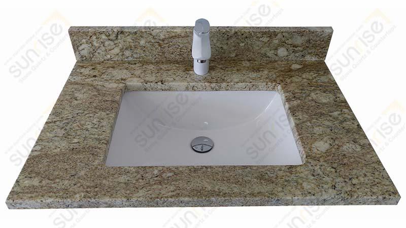 Fantasy Platinum Granite Bathroom Tops